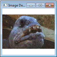 WPF Image control demo windows
